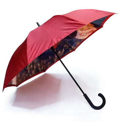 명화_우블리-르누아르 시골무도회 65이중 우산양산겸용 자동우산