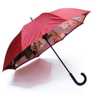 명화_우블리-앙리 수국화 65이중 우산양산겸용 자동우산