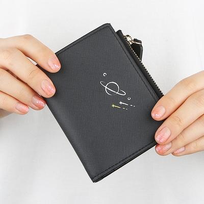 나의 우주 쏙지갑 여자 반지갑 (LSB1711ZSW007)
