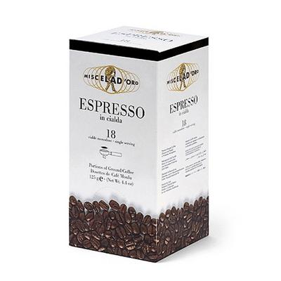 미셀라도로 Espresso in Cialda ESE POD 하드파드커피