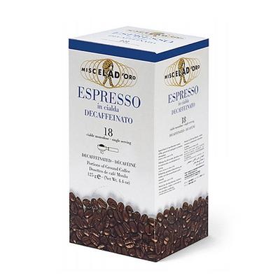 미셀라도로 Espresso in Cialda Decaffeinato 파드커피