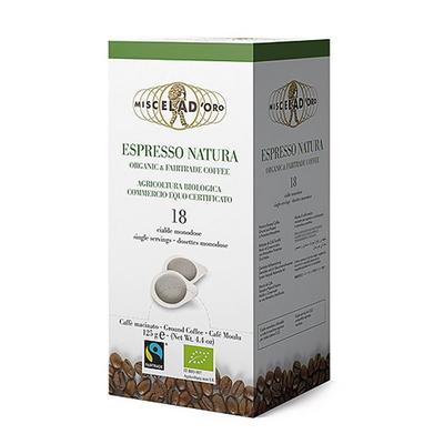미셀라도로 Espresso Natura ESE POD 하드파드커피
