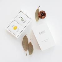 노화 예방을 위한 꽃차 2종세트