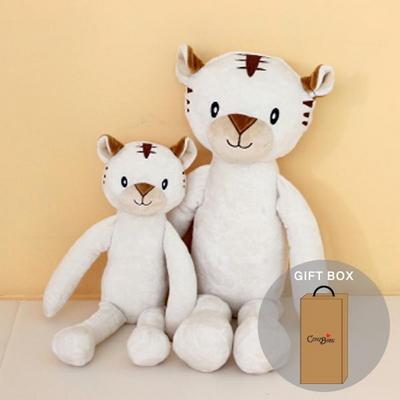 수면백호랑이인형과 아기백호랑이애착인형 2종세트