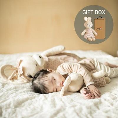 아기토끼 베순이(40CM)(애착인형,토끼인형