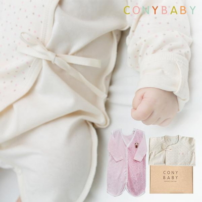[CONY]배냇저고리/배냇가운/배냇수트 신생아선물 12종