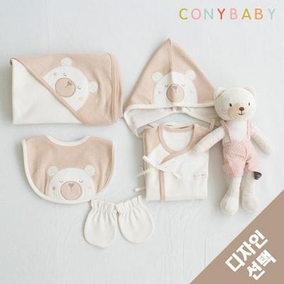 [CONY]오가닉출산축하선물6종세트 11종택1