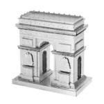3D 메탈퍼즐 미니 개선문-실버