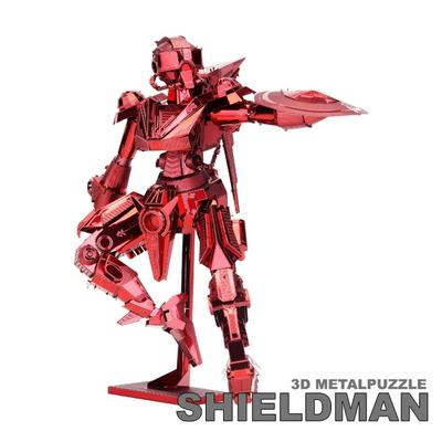 3D 로봇 메탈퍼즐 미니 쉴드맨(SHEILDMAN)