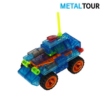 LED 크리스탈블럭- 탱크