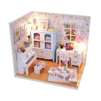 DIY 미니어처 하우스 만들기 - 헤미올라의 방 05