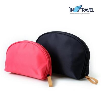 인트래블 여행용품 반달파우치 (소/대)