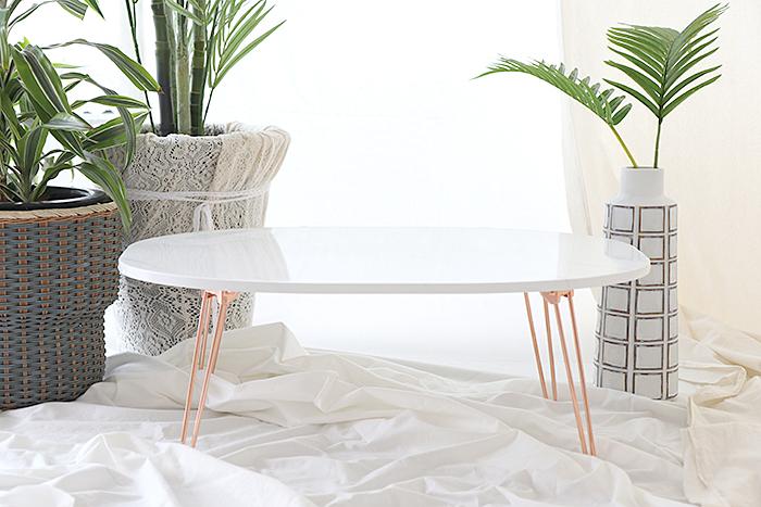 마블접이식테이블 - 스칸디베베, 76,000원, 미니 테이블, 미니 테이블