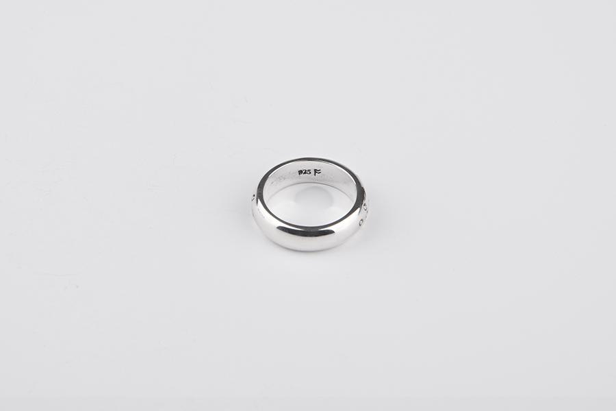 3미리X7미리 문양 은가락지 - 실버웍스, 63,800원, 남성주얼리, 반지