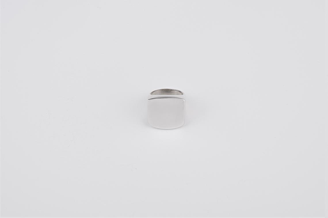 빅스퀘어 은반지 - 실버웍스, 82,000원, 남성주얼리, 반지