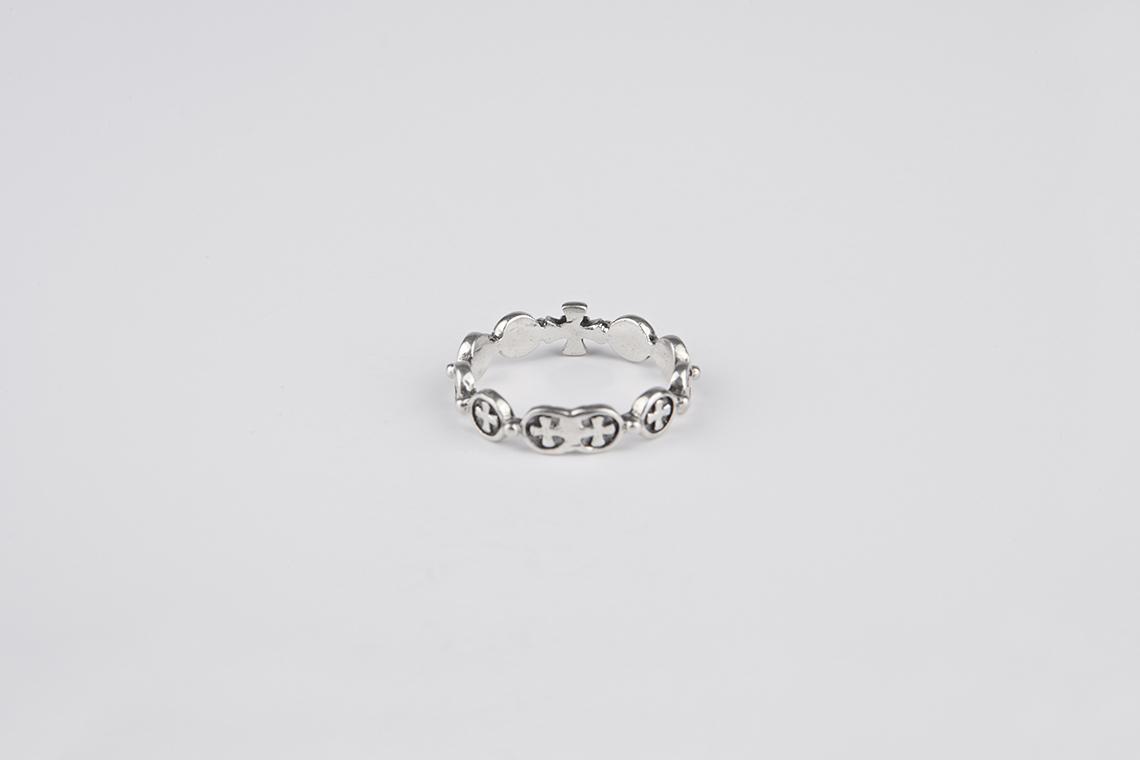 앤틱 크로스 패턴 은반지 - 실버웍스, 42,000원, 남성주얼리, 반지
