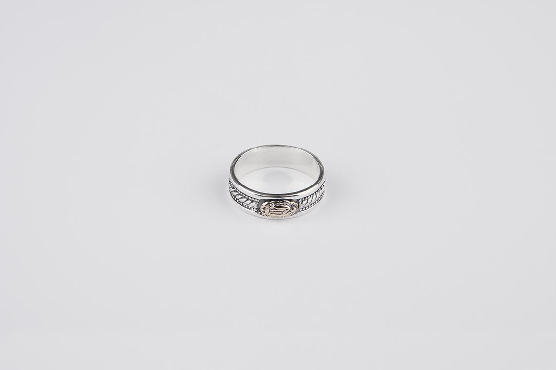 꽈배기선 스몰 마리아 은반지 - 실버웍스, 40,000원, 남성주얼리, 반지
