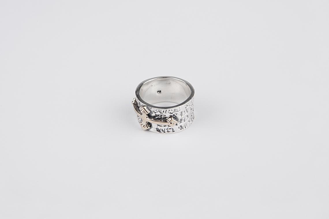 포네그리프 십자가 은반지 - 실버웍스, 79,000원, 남성주얼리, 반지