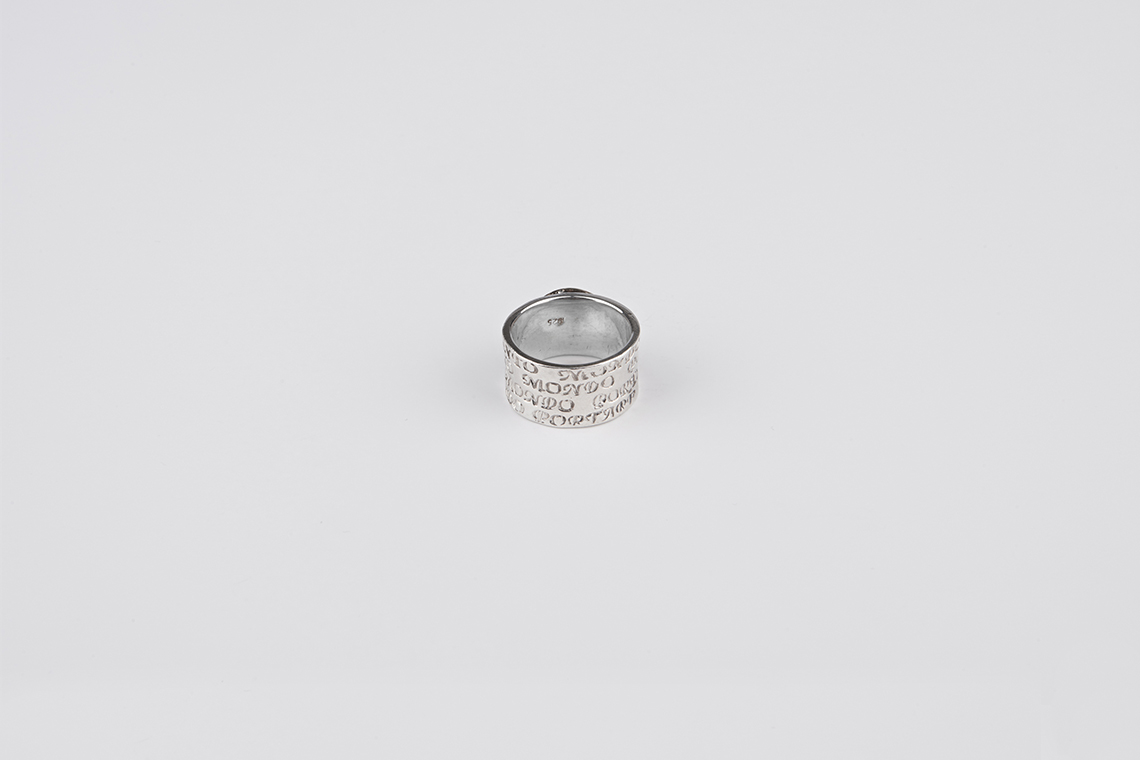 포네그리프 지저스 은반지 - 실버웍스, 96,000원, 남성주얼리, 반지