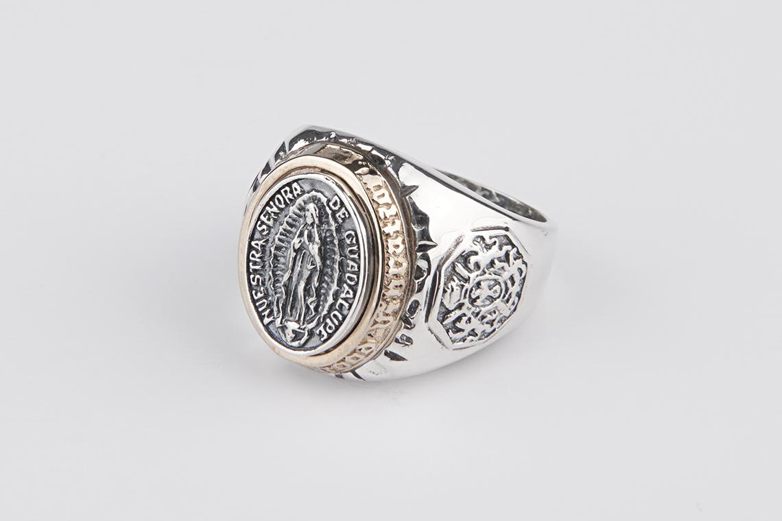빅 마리아 은반지 - 실버웍스, 140,000원, 남성주얼리, 반지
