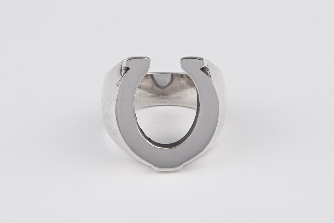 행운의 심플 말발굽 은반지 - 실버웍스, 94,000원, 남성주얼리, 반지