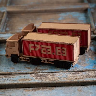파비DIY 컨테이너트럭