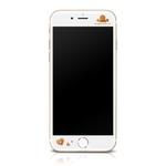 Gingerman (진저맨) - 아이폰6 6s 디자인 강화유리