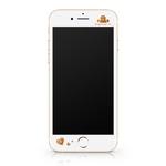 Gingerman (진저맨) - 아이폰7 디자인 강화유리