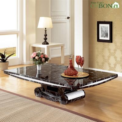 [오스본가구] 로렌 대리석 소파 테이블