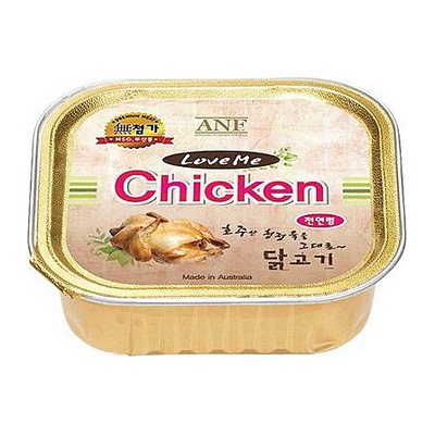 ANF 러브미 치킨 강아지캔 100g