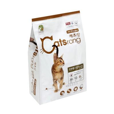 캐츠랑 고양이 사료 전연령 2kg