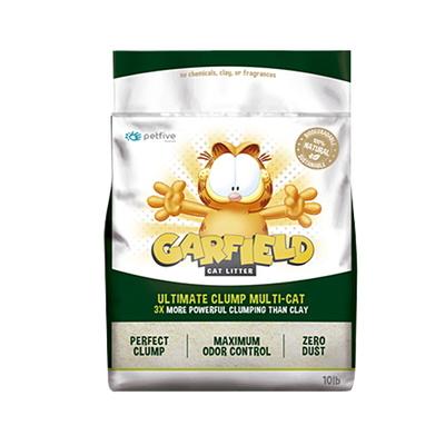 가필드 고양이모래 가는입자 4.53kg