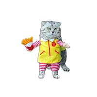 고양이 코스튬 맥도날드 M