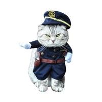 고양이 코스튬 경찰 M