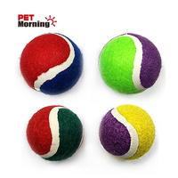 펫모닝 강아지 장난감 고무 공 테니스볼 대형 1개입