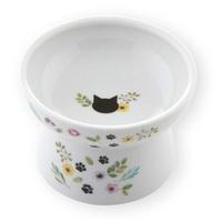 네코이찌 여름 한정 가든에디션 고양이 푸드볼 그릇