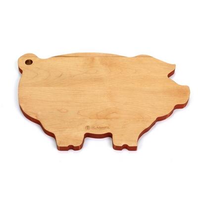 노벨티 시리즈 SE 피그 (Pig) 원목 양면도마