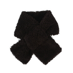 SOFT WOOL MUFFLER (3 color)- BK