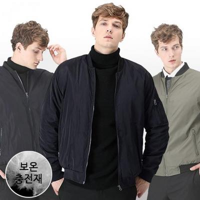남성베이직 항공점퍼/항공잠바/항공자켓/남성자켓
