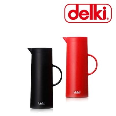 델키 글라스인서트 진공보온보냉 1리터 주전자 DKL-VK10