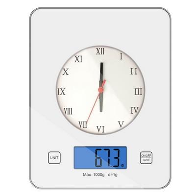 코비 디지털 주방 시계 정밀 전자주방저울 CKS1