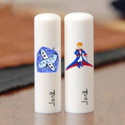 파렛트인감도장(이름새김)+고급지갑