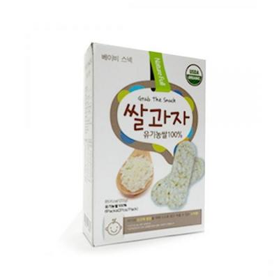 [기획]베이비스낵 백미 쌀과자22gx6팩 5박스