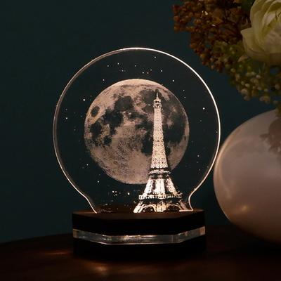 아크릴조명 - 파리의 밤