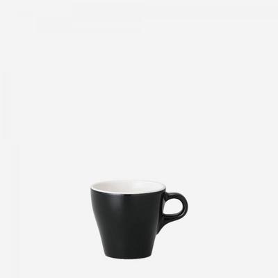 오리가미 카푸치노 컵 6oz(180ml) - 블랙
