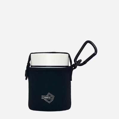 POKETLE 포켓틀 포케틀 수프 보틀 커버앤캐비너 -블랙
