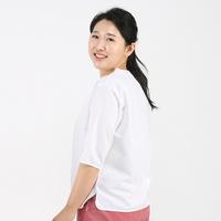2240-1 여름 심플 티셔츠 30수 생활한복 빅사이즈