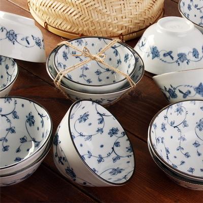 키노메 공기대접세트 일본그릇