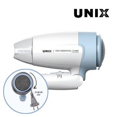 유닉스 휴대용 드라이기 1600W 코드 홀드 UN-2895A