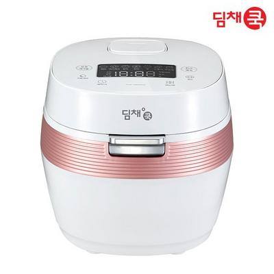 딤채쿡 3인용 전기보온밥솥 DCW-MB0301G 화이트골드
